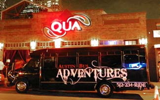 19 Passenger Party Bus in Austin