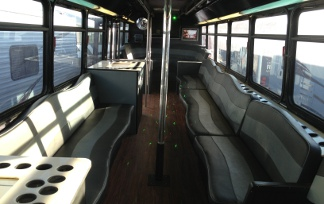 36 Passenger Party Bus in Austin