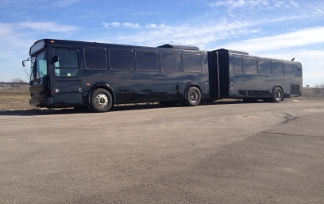 70 Passenger Party Bus in Austin